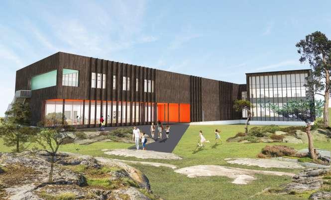 Hvaler Skole – Asmaløy